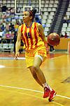 Catalunya vs Montenegro: 83-57.<br /> Helena Oma.