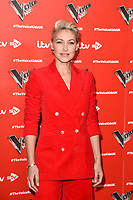 Emma Willis<br /> at The Voice Kids 2019 photocall, London<br /> <br /> ©Ash Knotek  D3506  06/06/2019