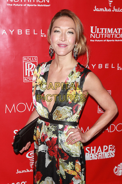 New York, NY- January 31: Candice Kumai at Shape &amp; Men's Fitness Kickoff Party at Cipriani 42nd Street on January 31, 2014 in New York City.  <br />