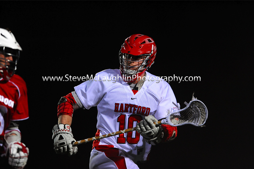 University of Hartford Lacrosse vs. Stony Brook University.