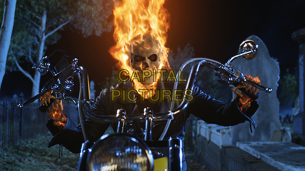 SCENE.in Ghost Rider.*Filmstill - Editorial Use Only*.CAP/NFS.Supplied by Capital Pictures.