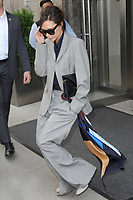 www.acepixs.com<br /> May 12, 2017 New York City<br /> <br /> Victoria Beckham was seen in New York City on May 12, 2017.<br /> <br /> Credit: Kristin Callahan/ACE Pictures<br /> <br /> Tel: 646 769 0430<br /> Email: info@acepixs.com