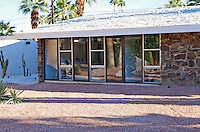1957 William Krisel mid-century home in Palm Springs, California