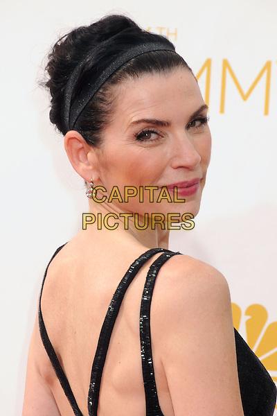 25 August 2014 - Los Angeles, California - Julianna Margulies. 66th Annual Primetime Emmy Awards - Arrivals held at Nokia Theatre LA Live. <br /> CAP/ADM/BP<br /> &copy;BP/ADM/Capital Pictures