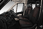 Front seat view of 2017 Peugeot Boxer l2h2-extended 4 Door Combi Front Seat  car photos
