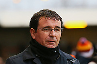 Bradford City manager Gary Bowyer during Crawley Town vs Bradford City, Sky Bet EFL League 2 Football at Broadfield Stadium on 11th January 2020