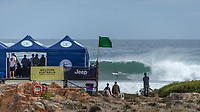 MARGARET RIVER, Western Australia/AUS (Friday, April 13, 2018) Jack Robinson (AUS) - After back-to-back lay days, the opening of the Margaret River Pro did not disappoint today as the world&rsquo;s best surfers took on heavy six-to-eight foot (1.8 - 2.7 metre) conditions at North Point. North Point, the backup event site known for some of the longest and most intense barrels in the world, challenged the surfers in the first seven heats of men&rsquo;s Round 1 at Stop No. 3 on the World Surf League (WSL) Championship Tour. <br /> <br /> Reigning, two-time WSL Champion John John Florence (HAW) found redemption in his opening heat, overcoming wildcard Mikey Wright (AUS), who famously eliminated him in last place at Stop No. 1 on the Gold Coast earlier this year. It was bound to be a monumental heat as the reigning Margaret River Pro event winner needed to regain his footing against Wright and 2018 CT Rookie Wade Carmichael (AUS). All three competitors found incredible waves, but it was Florence whose finesse and timing in the tube saw him take the win with a 14.60 heat total (out of a possible 20).  <br />  Photo: joliphotos.com