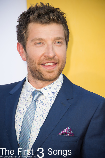 Brett Eldredge attends the 50th Academy Of Country Music Awards at AT&T Stadium on April 19, 2015 in Arlington, Texas.