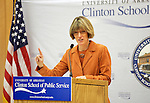 Clinton School: Allison Stanger