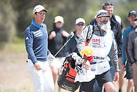 Lucas Herbert (NZL) during the 3rd round of the VIC Open, 13th Beech, Barwon Heads, Victoria, Australia. 09/02/2019.<br /> Picture Anthony Powter / Golffile.ie<br /> <br /> All photo usage must carry mandatory copyright credit (&copy; Golffile | Anthony Powter)