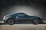 Portraits of Randy and his Nissan 370Z Nismo