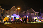 House Fire, Termon Abbey, Drogheda, Co.Louth