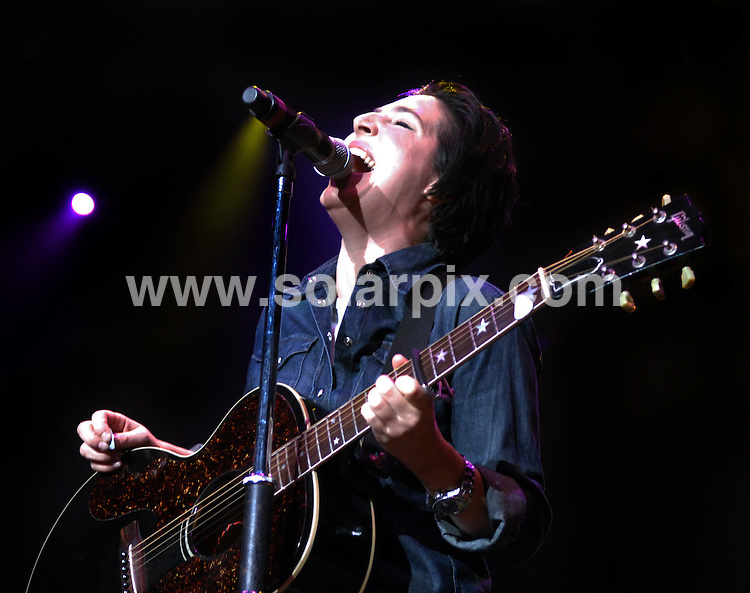 **ALL ROUND PICTURES FROM SOLARPIX.COM**.**WORLDWIDE SYNDICATION RIGHTS**.Sharleen Spiteri performing live at the Liverpool Echo Arena, Liverpool, UK. 12 July 2009..This pic: Sharleen Spiteri..JOB REF: 9482 SGD     DATE: 12_07_2009.**MUST CREDIT SOLARPIX.COM OR DOUBLE FEE WILL BE CHARGED**.***ONLINE USAGE FEE GBP 50.00 PER PICTURE - NOTIFICATION OF USAGE TO PHOTO @ SOLARPIX.COM**.**CALL SOLARPIX : +34 952 811 768 or LOW RATE FROM UK 0844 617 7637**