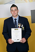 Softball Boys Winner - Jamie Love. ASB College Sport Young Sportsperson of the Year Awards 2006, held at Eden Park on Thursday 16th of November 2006.<br />