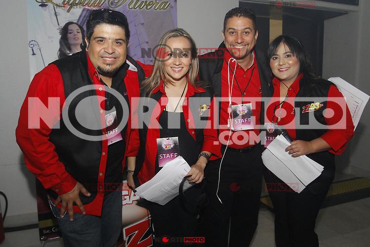 Los VX A&ntilde;os de Ensue&ntilde;o de la z93 2012.<br /> (Foto: LuisGutierrez/NortePhoto.com)