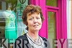 Budget Busters Listowel - Norma Mullane of Dress to Impress.  There is a wide range of ladies botiques and caterers for all needs and ages and the town has ample parking