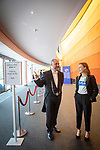 BRUSSELS - BELGIUM - 08 October 2019 -- Student Sara Murto visiting the European Parliament. No access to to the hearing room for visitors. -- PHOTO: Juha ROININEN / EUP-IMAGES