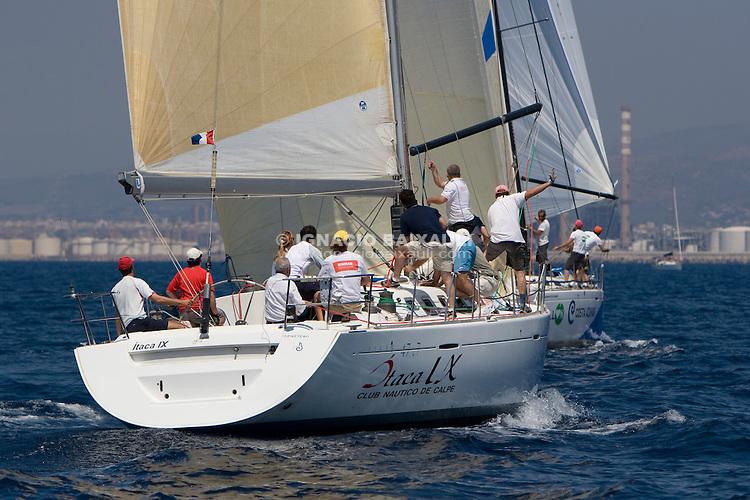 ESP5500 .ITACA IX .MANUEL GALLEGO FRONTERA .JERRY WINKELSTEIN .R.C.N. CALPE .XIII Regata Costa Azahar - 25 al 28 de Junio 2009, Real Club Náutico de Castellón