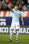 Celta de Vigo's Gustavo Cabral during Spanish Kings Cup match. January 27,2016. (ALTERPHOTOS/Acero)