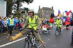 Alex Conyngham St Patricks Day parade in Slane..Picture: Fran Caffrey / www.newsfile.ie ..