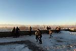 Panorama sulla città vista dal Monte dei Cappuccini. Torino sight from Monte dei Cappuccini