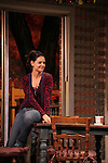 Katie Holmes during Broadway Opening Night Performance Curtain Call for 'Dead Accounts' at the Music Box Theatre in New York City. November 29, 2012.