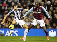 WBA v West Ham Utd 16-Dec-2012