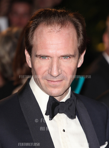 Ralph Fiennes arriving for the Royal World Premiere of 'Skyfall' at Royal Albert Hall, London. 23/10/2012 Picture by: Alexandra Glen / Featureflash