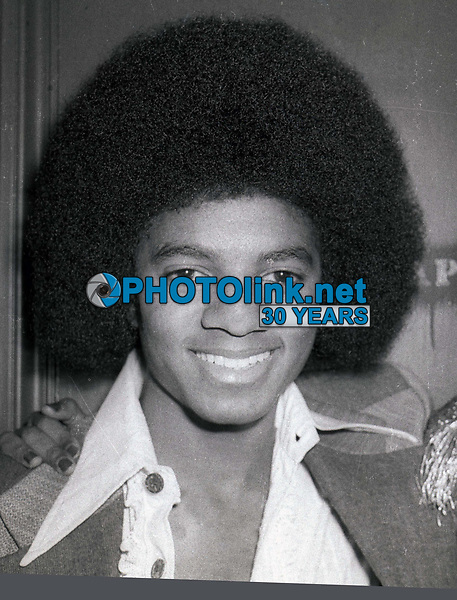Michael Jackson at Studio 54 1981<br /> Photo By Adam Scull/PHOTOlink.net
