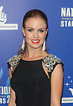 Joanne Clifton   attends the The National Lottery Stars gala awards ceremons at Pinewood Studios on September 12, 2014 in Iver Heath, England. Picture By  Brian Jordan