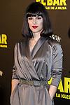 "Sara Vega attends the premiere of the film ""El bar"" at Callao Cinema in Madrid, Spain. March 22, 2017. (ALTERPHOTOS / Rodrigo Jimenez)"