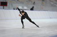 SPEEDSKATING: SOCHI: Adler Arena, 19-03-2013, Training, Stefan Groothuis (NED), © Martin de Jong