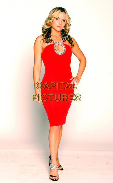 GEORGINA MELLOR.in Footballers Wives: Overtime .Extra Time.*Editorial Use Only*.Ref: FB.www.capitalpictures.com.sales@capitalpictures.com.Supplied by Capital Pictures.