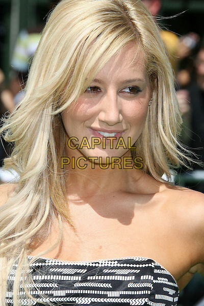 "ASHLEY TISDALE.Dreamworks ""Shrek The Third"" Los Angeles Premiere held at the Mann Village Theater, Westwood, California , USA, 06 May 2007..portrait headshot.CAP/ADM/RE.©Russ Elliot/AdMedia/Capital Pictures."