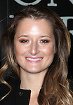 Grace Gummer attending the Broadway Opening Night Performance of 'Cat On A Hot Tin Roof' at the Richard Rodgers Theatre in New York City on 1/17/2013