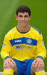 St Johnstone FC...Season 2011-12.Andrew Steeves.Picture by Graeme Hart..Copyright Perthshire Picture Agency.Tel: 01738 623350  Mobile: 07990 594431