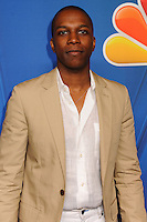 NEW YORK CITY, NY, USA - MAY 12: Leslie Odom Jr. at the 2014 NBC Upfront Presentation held at the Jacob K. Javits Convention Center on May 12, 2014 in New York City, New York, United States. (Photo by Celebrity Monitor)