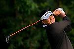 Mardan Mamat of Singapore tees off during the 58th UBS Hong Kong Golf Open as part of the European Tour on 09 December 2016, at the Hong Kong Golf Club, Fanling, Hong Kong, China. Photo by Marcio Rodrigo Machado / Power Sport Images