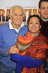 """Rehearsals for Ragtime starring Dick Latessa (Edge of Night) and As The World Turns Lea Salonga """"Lien Hughes"""" on February 11, 2013 for a concert at Avery Fisher Hall, New York City, New York on Monday February 18, 2013. (Photo by Sue Coflin/Max Photos)"""