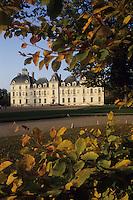 Europe/France/Centre/41/Loir-et-Cher/Val de Loire/Sologne/Cheverny : Le château de Cheverny