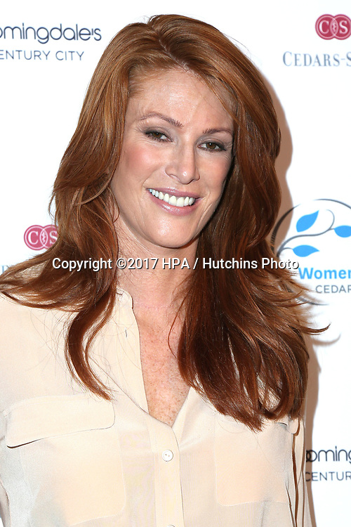 LOS ANGELES - APR 20:  Angie Everhart at the 2017 Women's Guild Cedars-Sinai Annual Spring Luncheon at the Beverly Wilshire Hotel on April 20, 2017 in Beverly Hills, CA