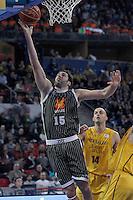 Uxue Bilbao Basket's Alex Mumbru during Spanish Basketball King's Cup match.February 07,2013. (ALTERPHOTOS/Acero) /NortePhoto