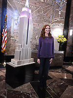 Marcia Cross promotes International Day of the Girl - New York