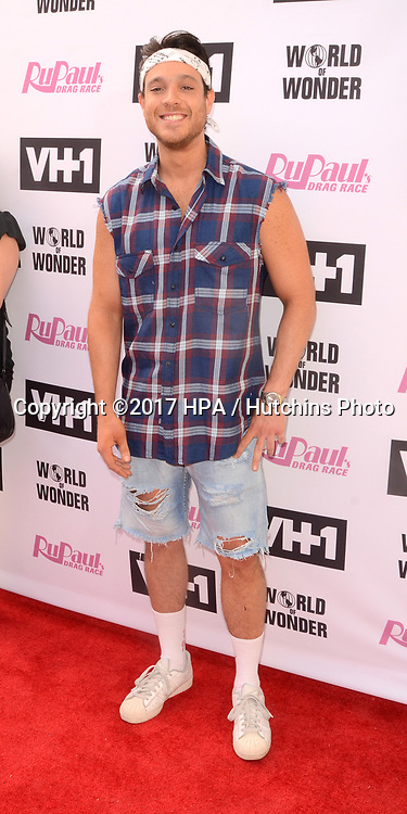 LOS ANGELES - JUN 9:  Jorge at the RuPauls Drag Race Season 9 Finale Taping at the Alex Theater on June 9, 2017 in Glendale, CA