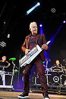 JUL 15 Howard Jones performing at Let's Rock London Retro Festival