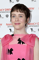 "LOS ANGELES - MAR 10:  Sophia Lillis at the ""Nancy Drew And The Hidden Staircase"" World Premiere at the AMC Century City 15 on March 10, 2019 in Century City, CA"