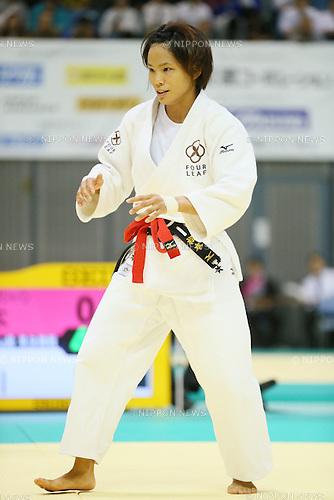 Kaori Matsumoto, <br /> NOVEMBER 10, 2013 - Judo : <br /> Kodokan Cup 2013 <br /> Women's -57kg <br /> at Chiba Port Arena, Chiba, Japan. <br /> (Photo by YUTAKA/AFLO SPORT)