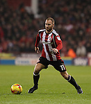 Matt Done of Sheffield United during the English Football League One match at Bramall Lane, Sheffield. Picture date: November 22nd, 2016. Pic Jamie Tyerman/Sportimage