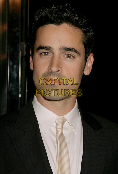 "JESSE BRADFORD.""Flags of Our Fathers"" Los Angeles Premiere held at the Academy of Motion Picture Arts and Sciences, Beverly Hills, California, USA, 09 October 2006..portrait headshot.Ref: ADM/RE.www.capitalpictures.com.sales@capitalpictures.com.©Russ Elliot/AdMedia/Capital Pictures."