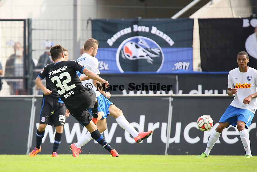 Vincenzo Grifo (FSV) zieht ab - FSV Frankfurt vs. VfL Bochum, Frankfurter Volksbank Stadion